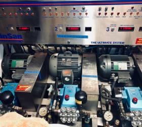 Carwash Bay Equipment Systems - Used car wash bay equipment