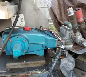 Automatic Car Wash Pumps, Used Carwash Pumps, General Pump