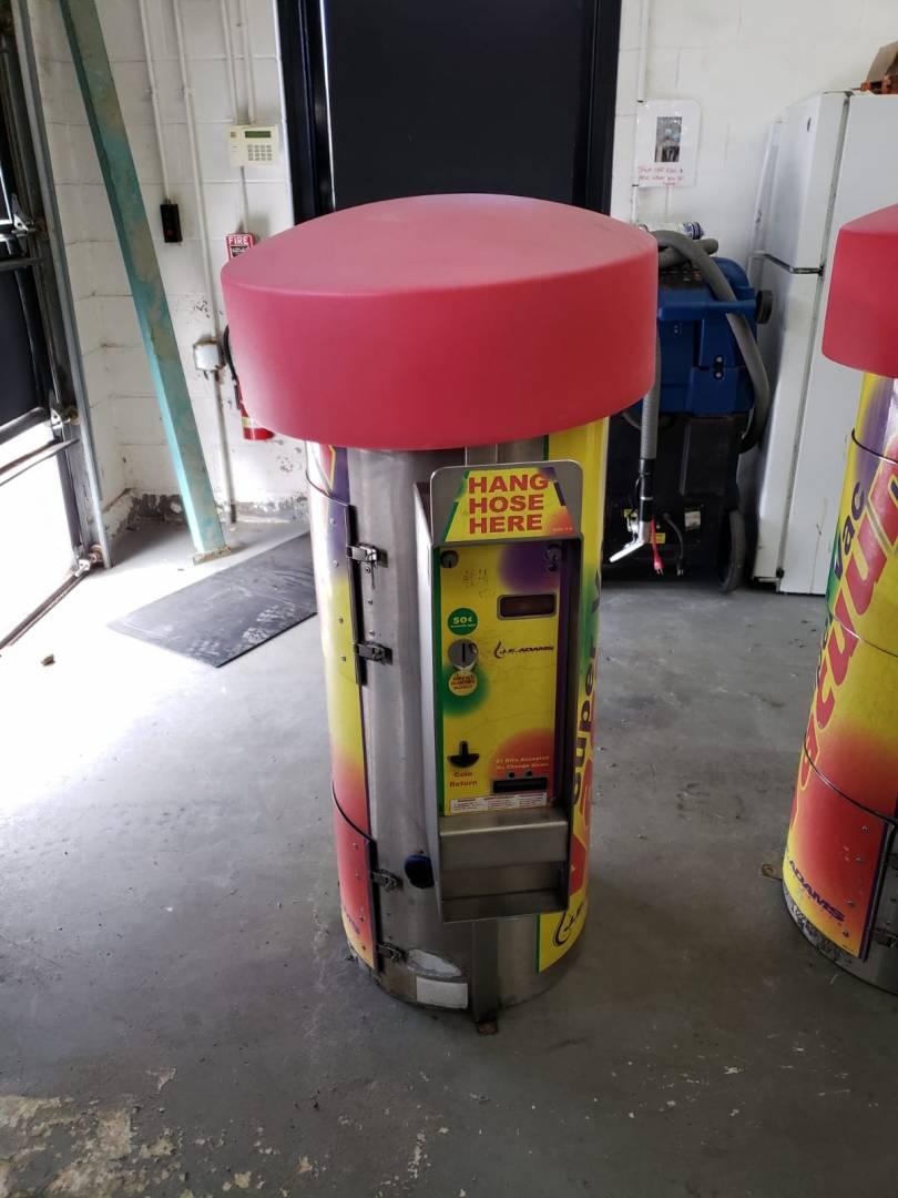 Car Wash Vacuum Cleaner >> 1832 Je Adams Super Vac Power Vac Carpet Wizard Fresh N Up