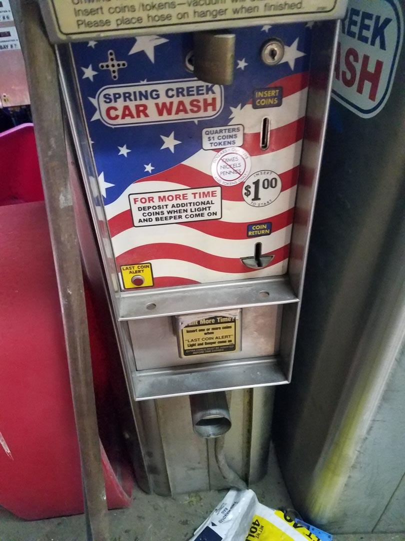 Rvdd Dilling Harris Vacuum Car Wash Vacuum Cleaners