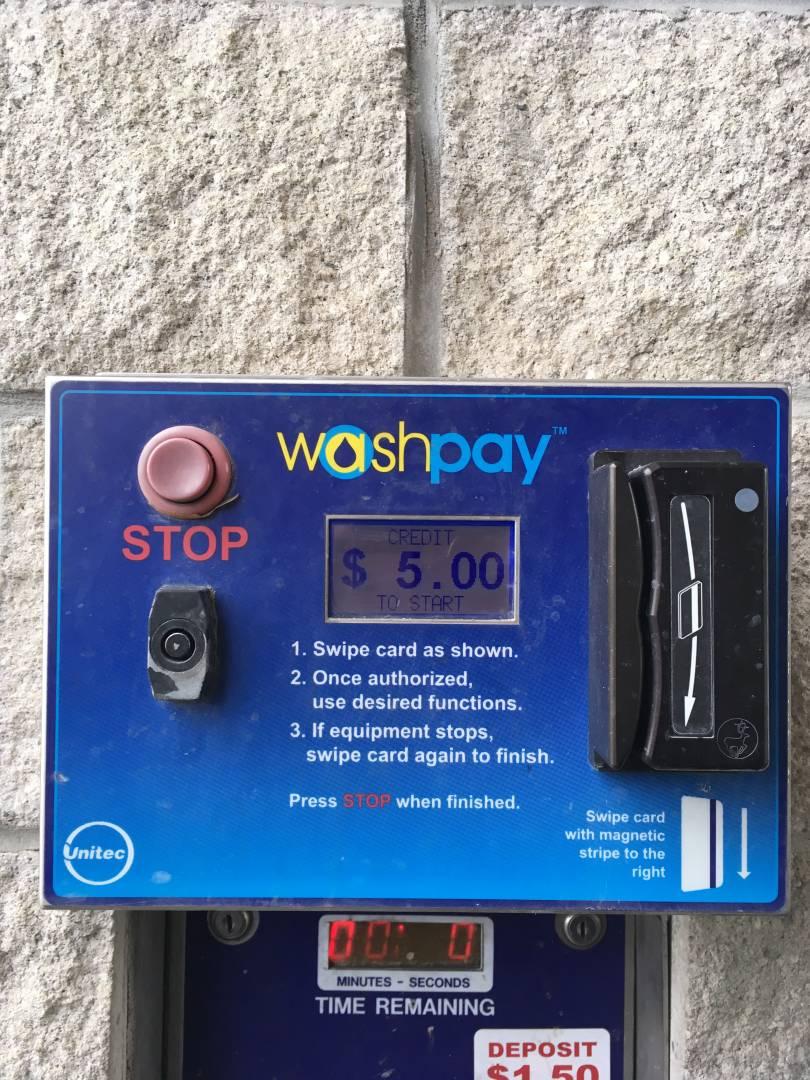 1608 Wash World Razor Washworld Carwash Equipment