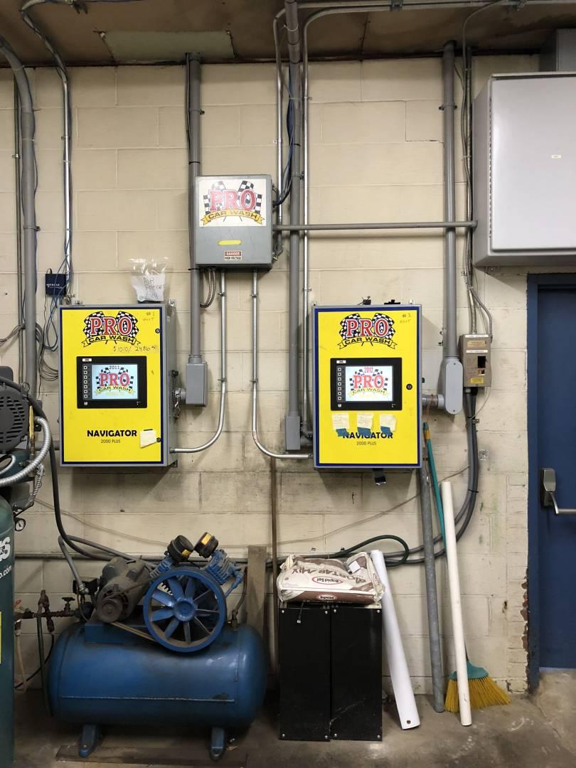 Macneil Car Wash Equipment >> 1147 - Pro Car Wash - Navigator 2000 Plus - Automatic Car Wash Equipment, Used Carwash Equipment ...