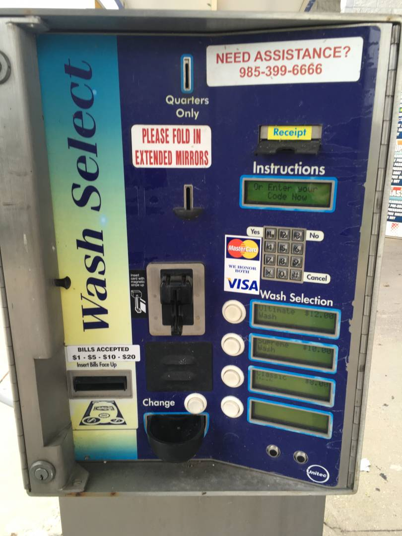 1608 Wash World Razor Washworld Carwash Equipment