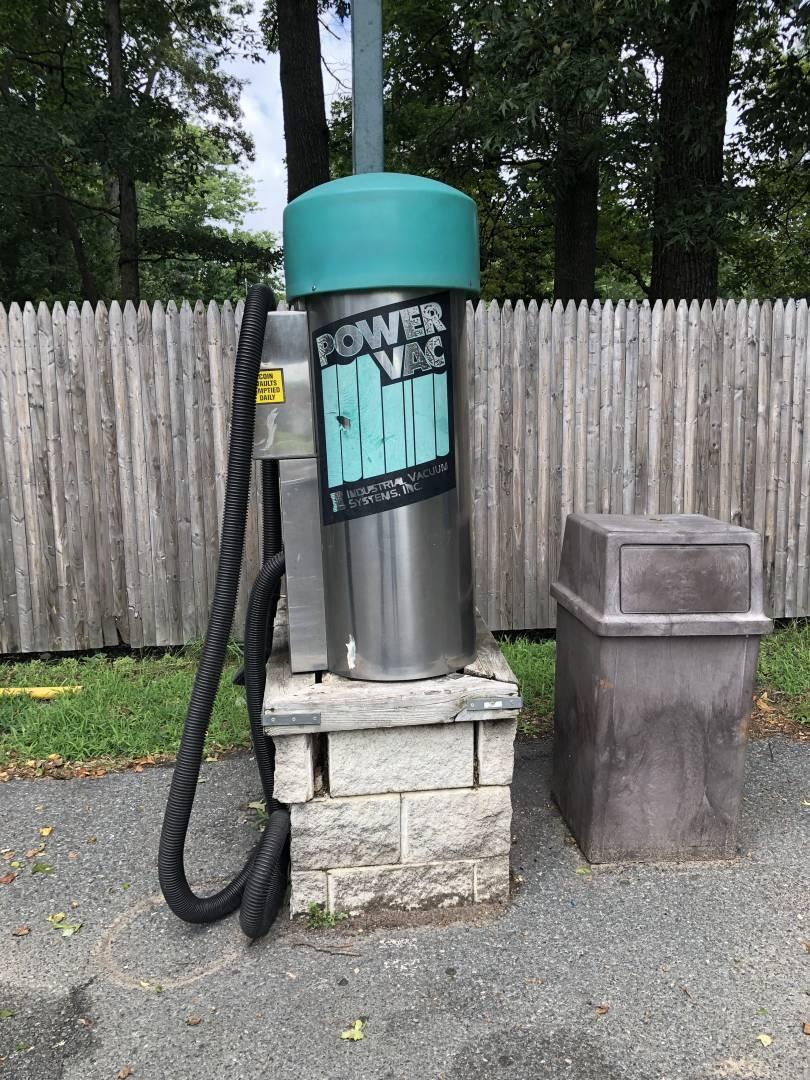1456 Power Vac Vacuum Car Wash Vacuum Cleaners