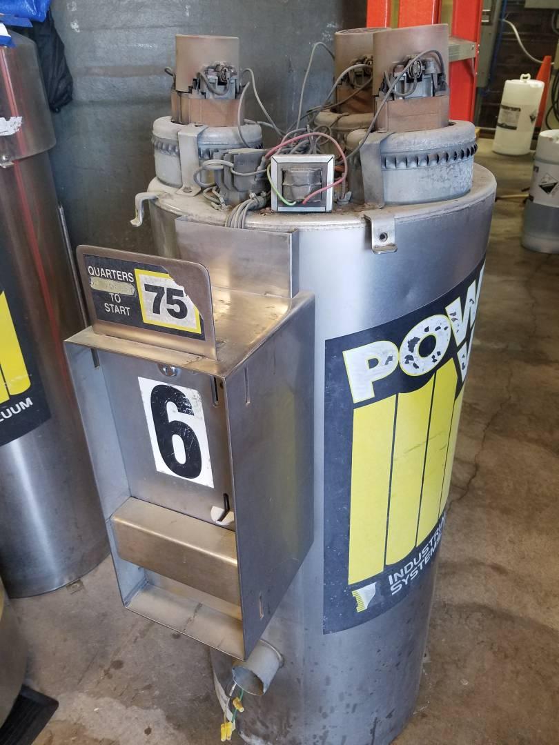 1335 - Industrial Vacuum Systems Inc - 140000 - Car Wash