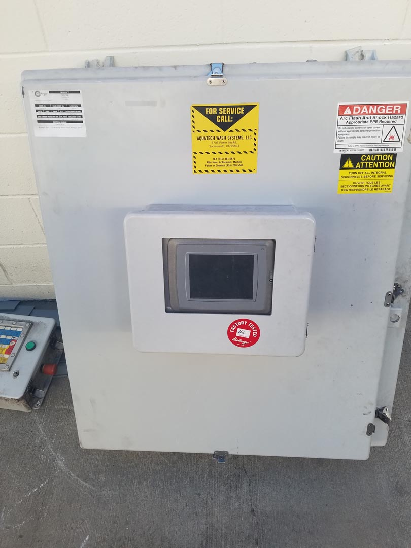 Cdcw Belanger Centra 64 Tunnel Controllers Carwash