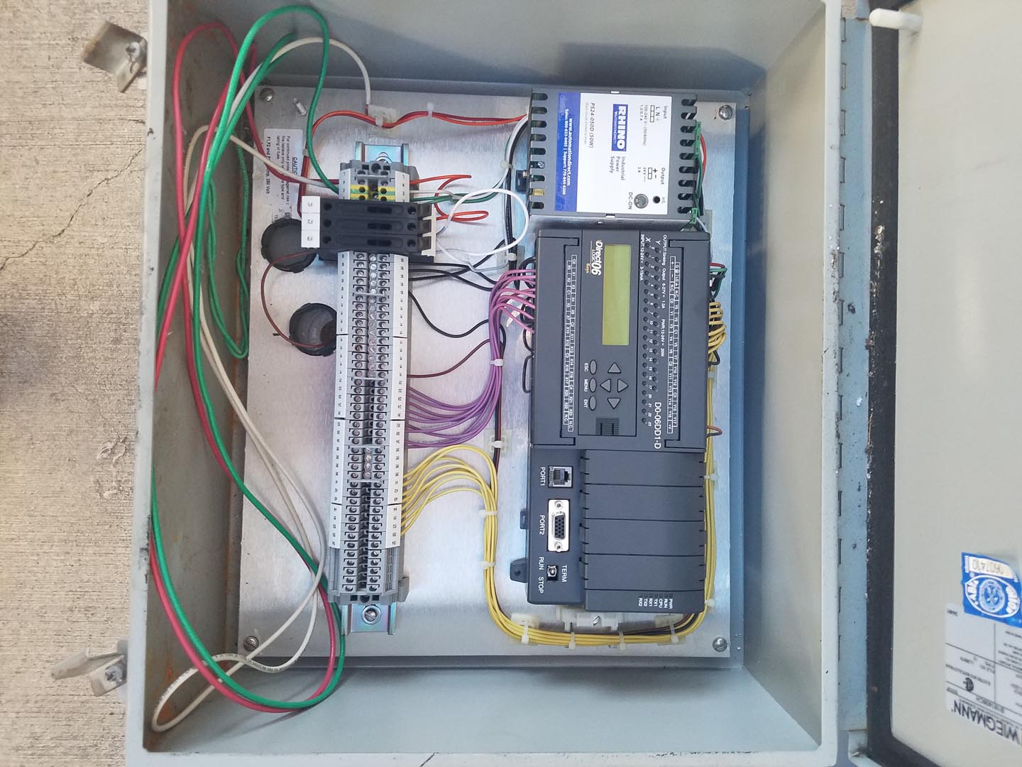 CDCW - Belanger - Centra 64 - Tunnel Controllers, Carwash ...