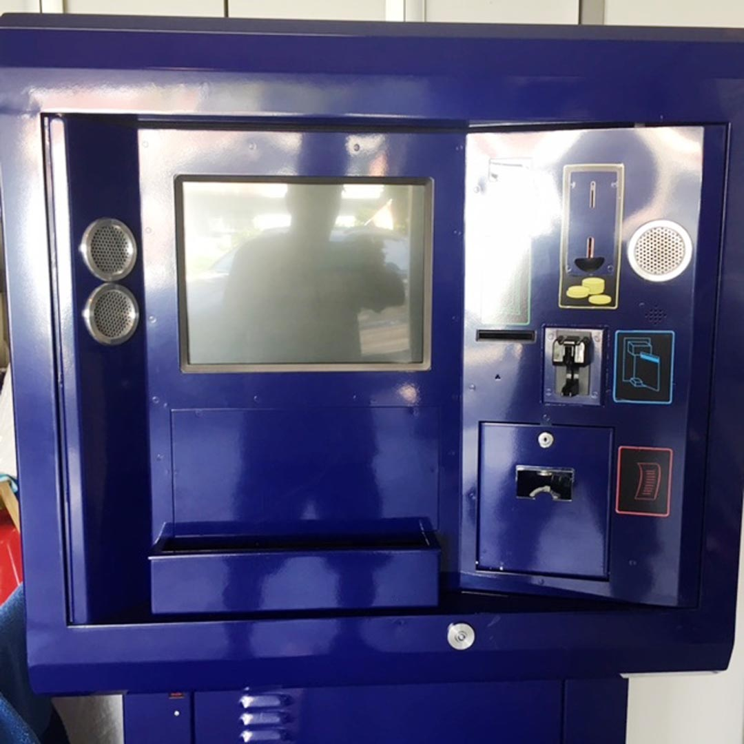 Carwash Pay Stations, Used