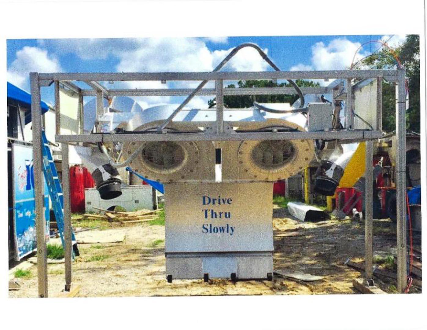 Tpsr Ryko Ohd Thrust Pro Ryko Carwash Dryers Rkyo