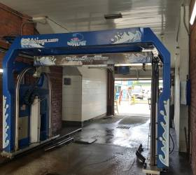 Foam Spray Car Wash >> Automatic Car Wash Equipment, Used Carwash Equipment, New Touch Free Automatics, Touchfree ...